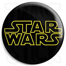 Bridesmaid 25mm Star Wars Wedding Button Badge with Fridge Magnet Option