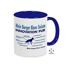 Tasse de café Gobelet innovation berger blanc suisse liste de pièces chiens siviwonder