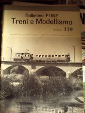 Bollettino FIMF 110 1979 Loco Tender BR 80 - Storia Ger