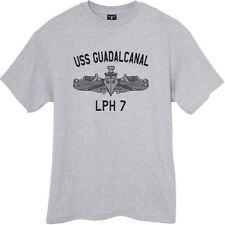 US Navy USS Guadalcanal LPH-7 T-Shirt