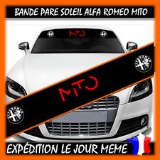 Bande Pare Soleil ALFA ROMEO MITO