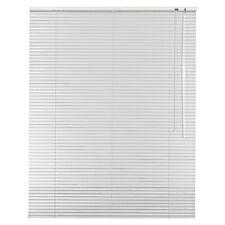 Alu Jalousie Aluminium Jalousette Fenster Jalusie Schalusie - Höhe 230 cm weiß