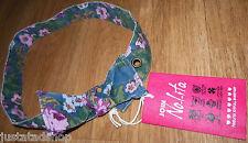 Nolita Pocket girl cotton floral belt 7-8-9-10-11-12 y BNWT New designer denim