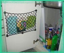 Tasca rete reticella porta oggetti salva spazio Ad Hoc per ante Camper Roulotte
