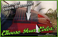 2002 & up Dodge Ram RAM AIR Hood Spears Stripes Daytona SRT10 Racing Stripes 10