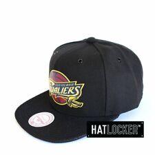 Mitchell & Ness - Cleveland Cavaliers Carat Snapback