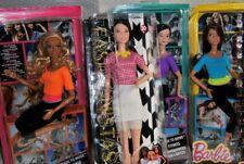 BARBIE Mattel Made to Move Barbie Doll DC Super Hero Girl Collezione A.