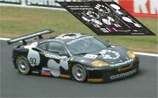 Calcas Ferrari 360 Modena Le Mans 2005 92 1:32 1:43 1:24 1:18 slot decals