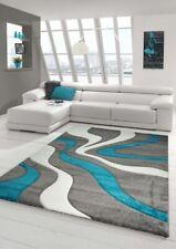 Sala de estar diseñador Alfombra Alfombra contemporánea alfombras de pelo bajo c