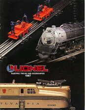 1987 LIONEL TOY TRAINS CONSUMER CATALOG -MINT