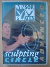 "WINSOR PILATES ""ADVANCED SCULPTING CIRCLE"" DVD BRAND NEW & & SEALED"