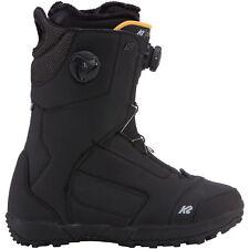 K2 Compass Clicker BOA Herren Step In Snowboardschuhe Snowboard-Boots NEU