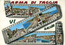 """"""" ARMA DI TAGGIA ( IM ) : RIVIERA DEI FIORI """"   Viaggiata Anno 1964"""