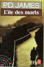 P.D. JAMES / L'ILE DES MORTS / POCHE