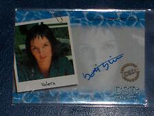 LES EXPERTS MIAMI CSI AUTO/AUTOGRAPH CARD BOTI ANN BLISS MI-A6