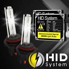8000K HID XENON 9005/HB3 HIGH BEAM HEAD LIGHTS BULBS CONVERSION KIT W/BALLAST