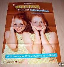 Filmposter A1 Ein Zwilling kommt selten allein Neu