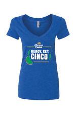 *NEW* Corona Beer T-Shirt - Ready, Set, Cinco (Women's V-neck)