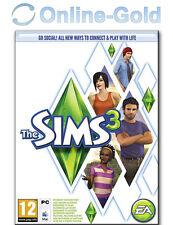 Die Sims 3 - Hauptspiel Grundspiel - PC EA Origin Download Key [EU][NEU][DE]
