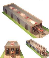 Strassenbahn Depot! Kartonmodell Bausatz Bastelbogen ! Diverse Bausätze!