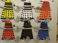 Doctor Who Scrapbook figures / carte Toppers fait de matériaux de qualité 2ème liste