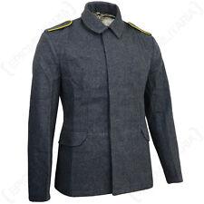 Segunda Guerra Mundial Luftwaffe fliegerbluse-Alemán Repro Túnica Chaqueta Azul piloto uniforme nuevo