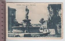 Sicilia - Catania Piazza Cavour Dea Cerere - CT 17277
