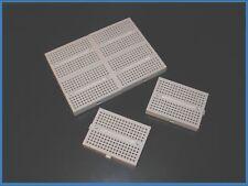 6 pieces 170 points solderless breadboard