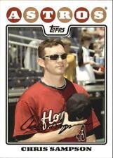 2008 Topps Baseball Card (249-498) Pick From List