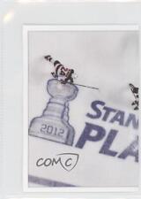 2012-13 Panini Album Stickers #18 New Jersey Devils Hockey Card
