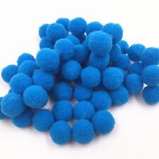 1000 Pcs DIY Mixed Color Mini Soft Fluffy Pom Poms Pompoms Ball 10mm YH