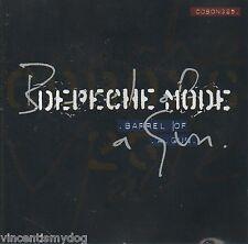 Depeche Mode - Barrel Of A Gun 4 track cd single cdbong25