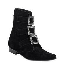 Boots & Braces - Winkelpiker Garibaldi negro