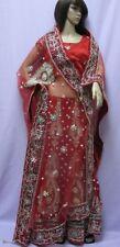 Lehenga 7458 Trousseau Lehengas  Choli Blouse Indian Designer Bridal Wear