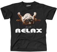 Twilda t-shirt chiens relax anglais bouledogue bulldog Fun wilsigns siviwonder