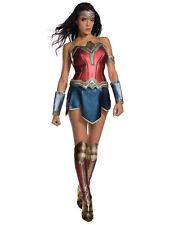 Wonder Woman Movie Princess Diana DC Comics Licensed Superhero Womens Costume