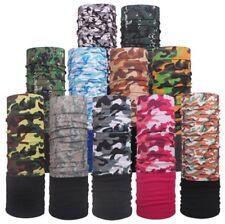 Multifunktionstuch Bandana Fleece Camouflage Militär Halstuch Schlauchtuch Tuch