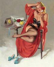 Vintage Pin-Up American Beauties Elvgren PINUP232 Art Poster A4 A3 A2 A1