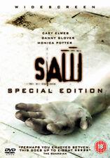 Saw (DVD, 2005)SPECIAL 2 DISC SET