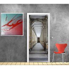 Papier peint porte Couloir 585