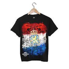 zoonamo T-shirt Pays-Bas CLASSIC 100 NOUVEAUX % coton Pays-Bas PAYS-BAS DEN HAAG