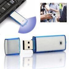 8GB Mini Digital SPY Sound Audio Voice Recorder USB Disk Pen Drive Dictaphone UP