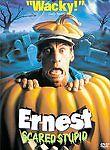 """Ernest Scared Stupid"" Comedy Movie starring Jim Varney on DVD"