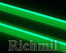 """Double 4 """"GREEN cathodes / intérieur lumières néons * royaume-uni P&P *"""
