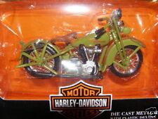 HARLEY '28 Twin - Olive - 1:18 - Series 11