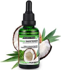 Stevia Flavor Drops Flavour Flav Drops Aroma liquid 50ml flüssig