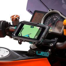 Ultimateaddons iPhone Tough Case Motorcycle Handlebar Clamp Bolt M6 M8 M10 Mount