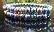 Magnetic Hematite Healing Double Row Bracelet