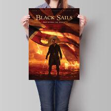 Black Sails Poster 2014 TV Series Season 3 Promo A2 A3 A4