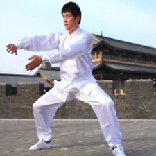 Tai Chi  Performance Clothes Unisex Martial Arts Uniform Kung Fu Suit Costume
